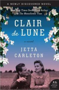 Clair de Lune: A Novel by Jetta Carleton