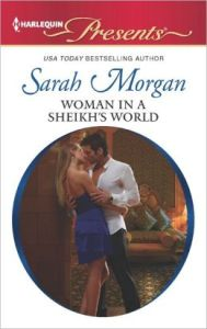 Woman in a Sheik's World Sarah Morgan