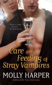 The Care and Feeding of Stray Vampires  Molly Harper