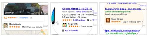 Google Endorsements