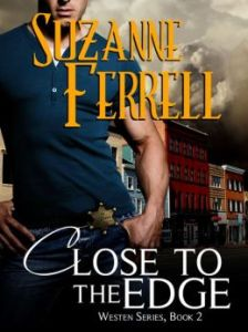 Close To The Edge Suzanne Ferrell