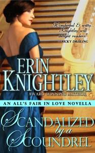 Scandalized by a Scoundrel Erin Knightley