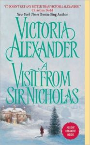 Visit from Sir Nicholas by Victoria Alexander