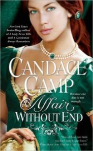 An Affair Without End by Candace Camp