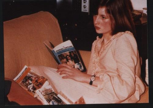 Diana Reading Cartland