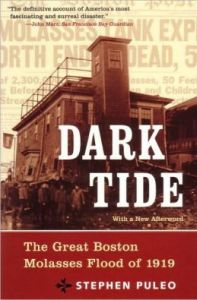 Dark Tide: The Great Molasses Flood of 1919 by Stephen Puleo