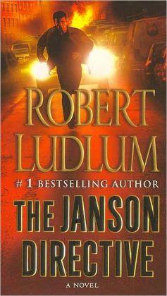 The Janson Directive by Robert Ludlum