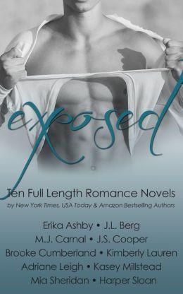 Exposed Anthology by Brooke Cumberland