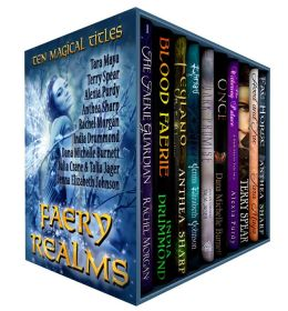Faery Realms: Ten Magical Titles (Multi-Author Bundle of Novels & Novellas) Anthea Sharp