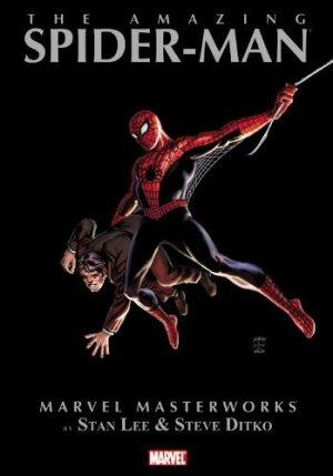Amazing Spider-Man, Vol. 1 (Marvel Masterworks) Stan Lee