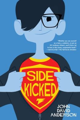 Sidekicked by John David Anderson