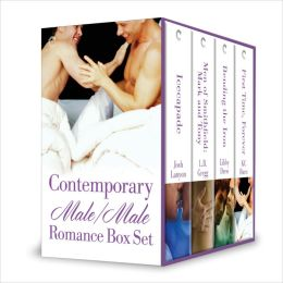 Contemporary Male/Male Romance Box Set: Icecapade\Men of Smithfield: Mark and Tony\Bending the Iron\First Time, Forever