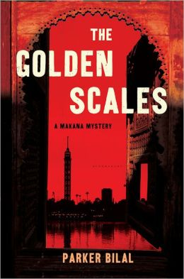 The Golden Scales (Makana Series #1) Parker Bilal