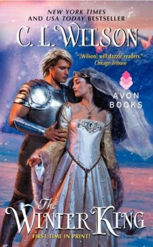 The Winter King (Weathermages of Mystral #1) by C.L. Wilson