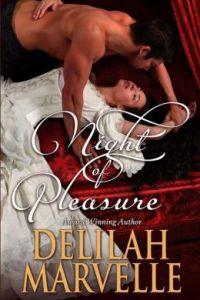 Night of Pleasure by Delilah Mervelle