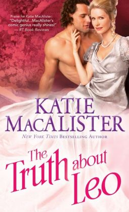 The Truth about Leo by Katie MacAlister