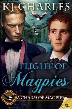 flight-of-magpies