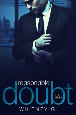 Reasonable Doubt Boxed Set