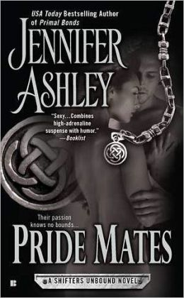 Pride Mates (Shifters Unbound Series #1) by Jennifer Ashley