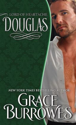 Douglas: Lord of Heartache (Lonely Lords Series #8) by Grace Burrowes