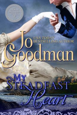 My Steadfast Heart (The Thorne Brothers Trilogy, Book 1) [NOOK Book] by Jo Goodman