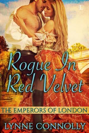 Rogue in Red Velvet Lynne Connolly