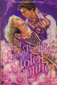 Stolen Spring by Louisa Rawlings