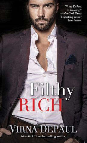 Filthy Rich by Virna DePaul