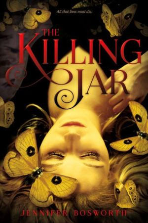 The Killing Jar by Jennifer Bosworth cover