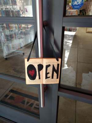 Ripped Bodice open sign 2