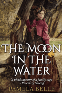 REVIEW:  The Moon in the Water by Pamela Belle