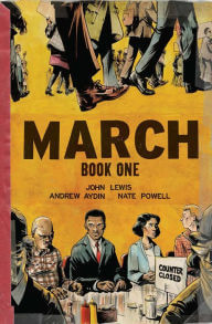 Monday News: John Lewis, women writing men, piracy, and Noir Reads