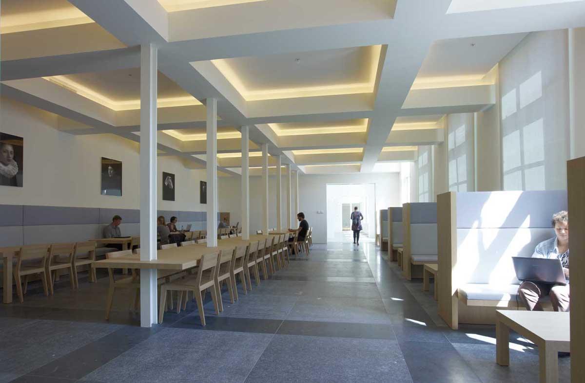 Winnaar ARC12 Interieur  Universiteitsrestaurant Lodewijk