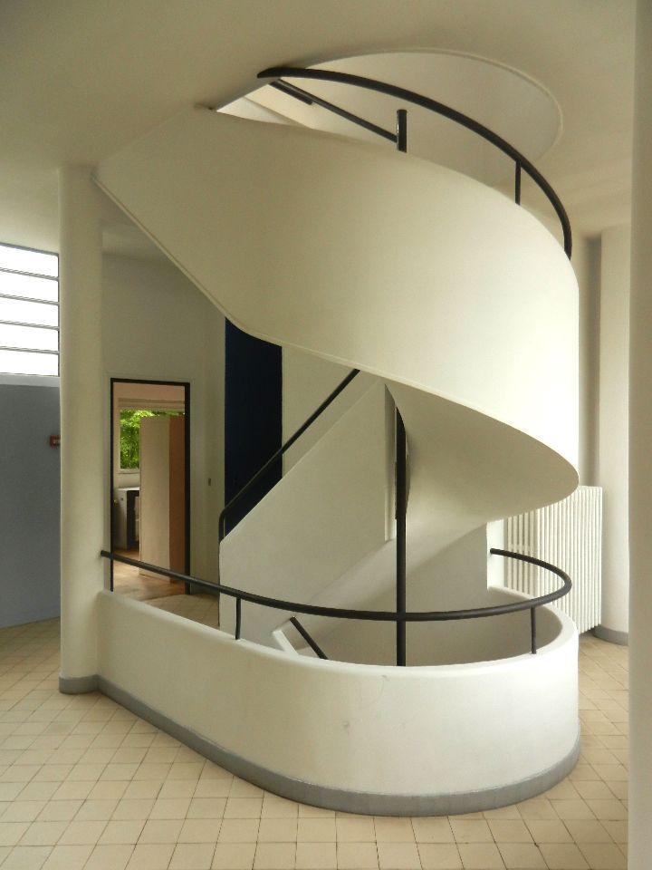 La Villa Savoye Le Corbusier : villa, savoye, corbusier, Villa, Savoye, Corbusier, Design, Architecture, World