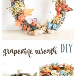 How To Decorate A Wreath For Fall In An Hour Dearcreatives Com