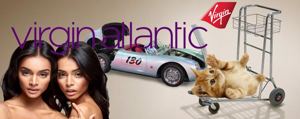 virgon atlantic lost cat collage