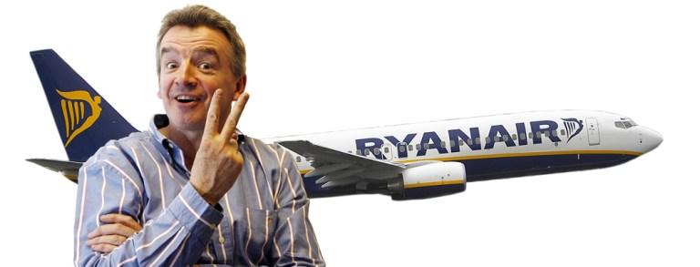 ryanair complaint