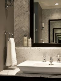 Home Design  Houzz Small Bathrooms