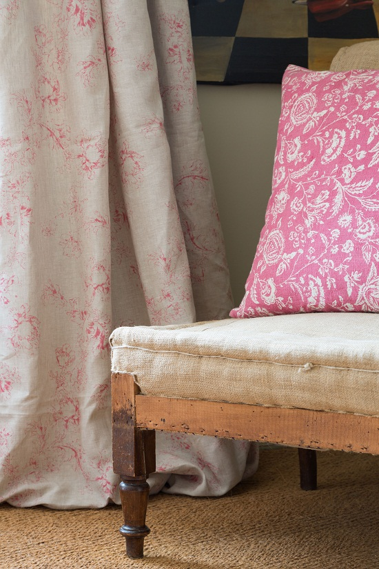 Cabbages and Roses Furnishing Fabrics Now at John Lewis Stores