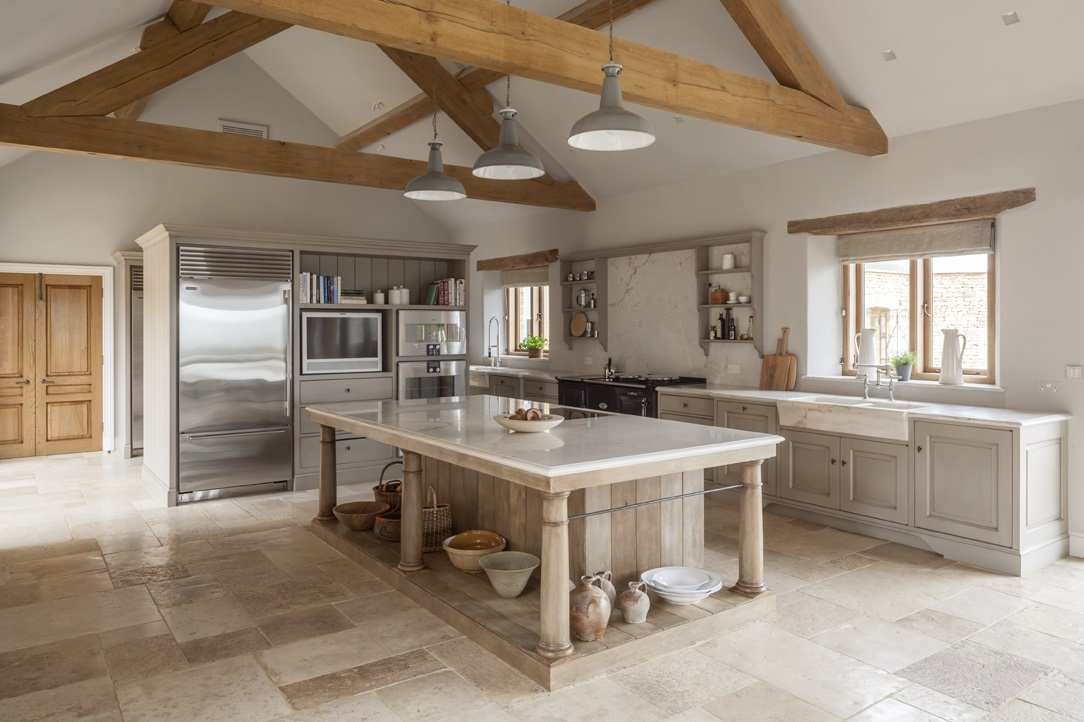 A Modern Rustic Kitchen by Artichoke