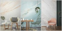 Marble Effect Wallpaper for a Touch of Unashamed Luxury