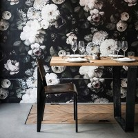 The New Incandescent Rose Wallpaper from Ellie Cashman