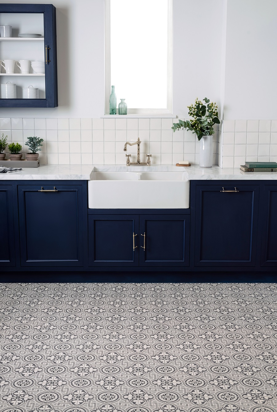 t match wall and floor tiles