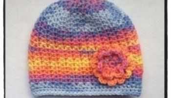 Baby soft crochet chemo cap - Dearest Debi Patterns c8707e2884a