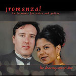 Dearing Concert Duo - Romanza CD cover