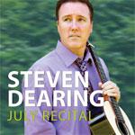 Steven Dearing July Recital CD Cover