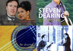 Dearing Concert Duo - 4 Recordings
