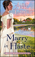 Marry in Haste by Anne Gracie