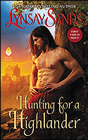 Lynsay Sands - Hunting for a Highlander