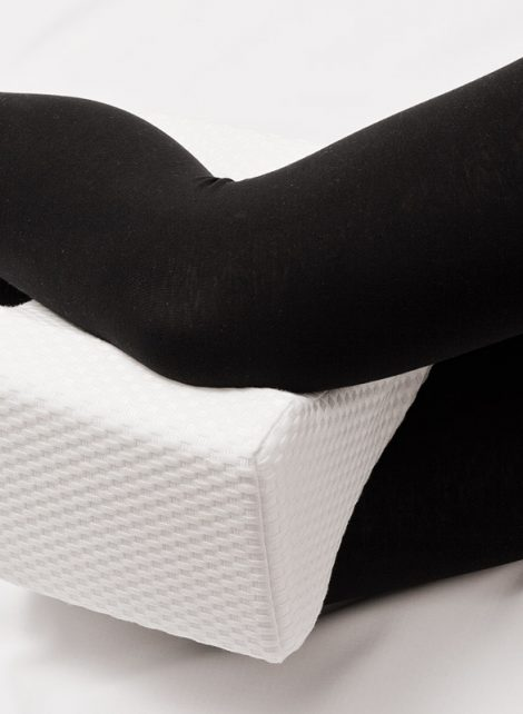 Knee Pillow  Leg Pillow  Soft Memory Foam Cushion